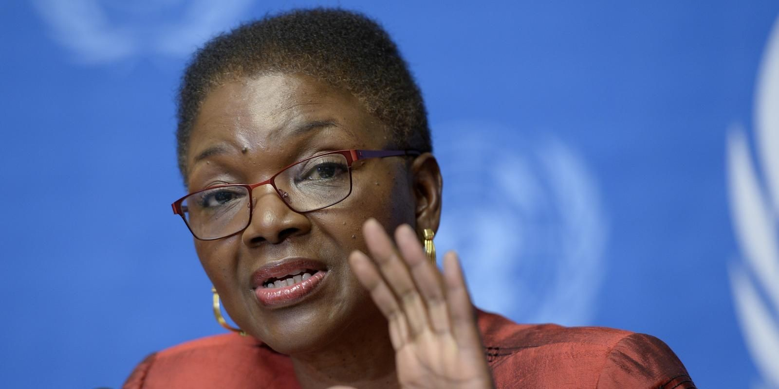 Baroness Amos complacency