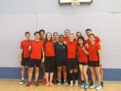 University of Warwick Badminton Club