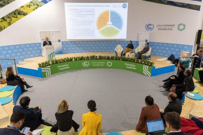 The COP24 United Nations Climate Change Conference took place in December 2018 in Katowice, Poland