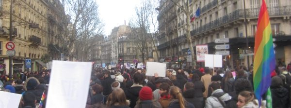 france equal marriage protests lgbtq