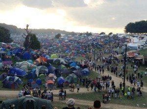 Leeds Campsite