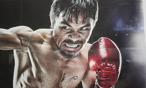 Manny Pacquiao is more than ready to face Floyd Mayweather, but will they meet? Photo: Lord Jim