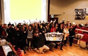 Photo: Protect the Public University