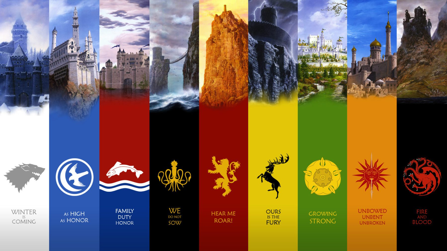 Winter is coming: Why reading A Song of Ice and Fire is as rewarding