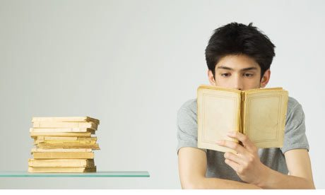 Why Men Don't Read Any More - The Boar