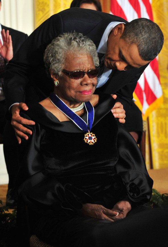 i know why the caged bird mourns maya angelou remembered