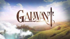 galavant title card