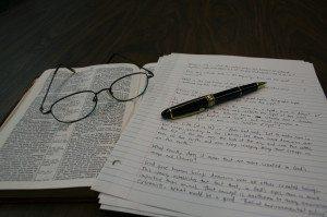 bible - flickr Paul O'Rear