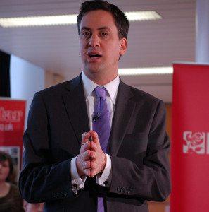 Ed Miliband - Joanna Kiyoné (Flickr)