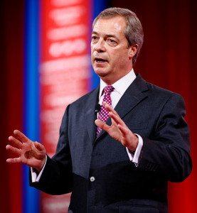 Photo: Nigel Farage - Flickr/Michael Vadon