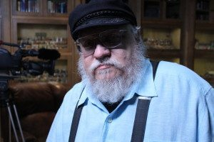 George R.R. Martin. Photo: South Bank Show and Sky