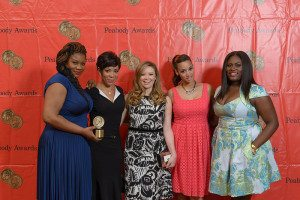 Several members of the Orange is the New Black cast. Photo: Flickr / Peabody Awards
