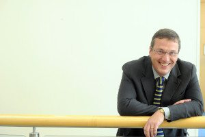 Professor Stuart Croft. Photo: Warwick University