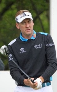 Mute button worthy: Ian Poulter