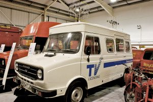 An 80s TV detector van. Photo: Mike Peel and Wikimedia Commons