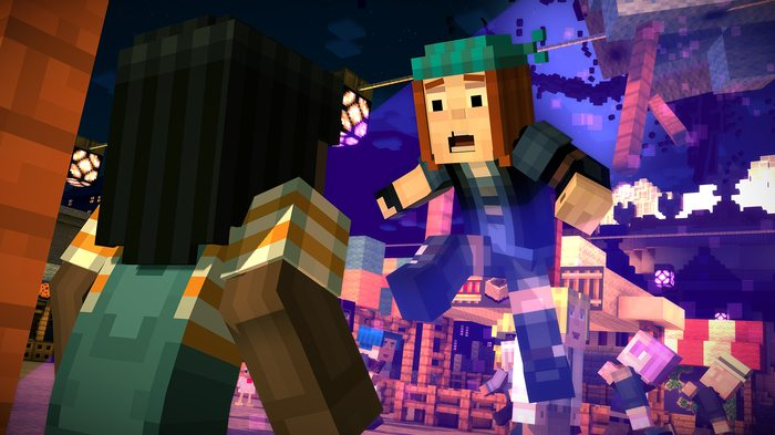 minecraft story mode ios 4pda #10