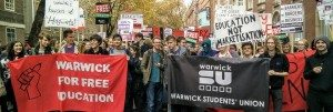Photo: Warwick for free education / Facebook