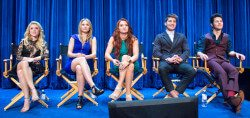 The cast of MTV's 'Faking It'. Image: Flickr / Dominick D