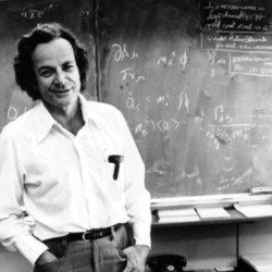 Richard Feynman first suggested the possibility of . Image: Gianca97 / Wikimedia Commons