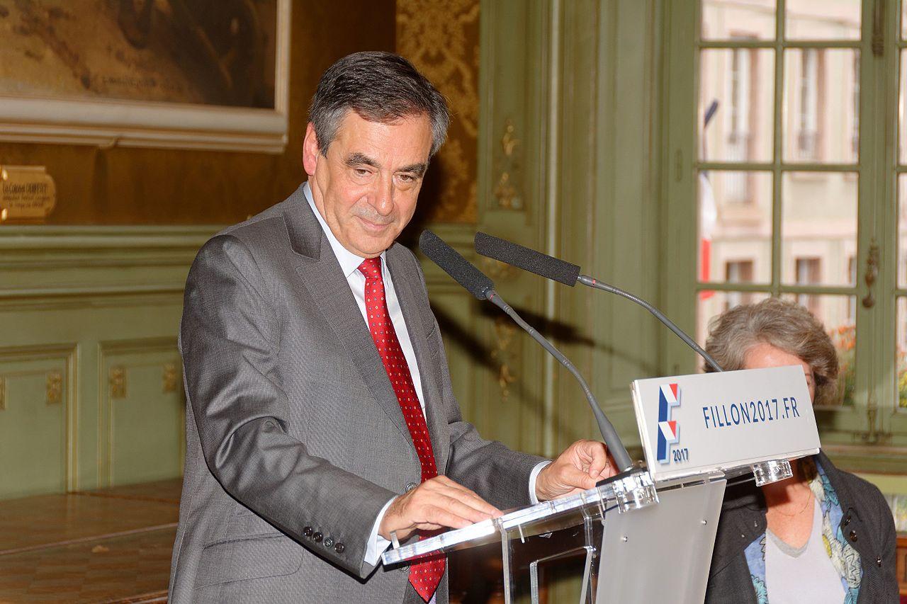 Fillon 2017 election campaign
