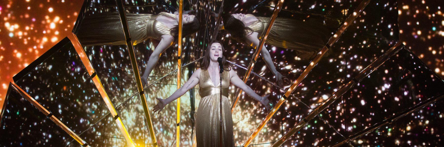 Lucie Jones Eurovision 2017