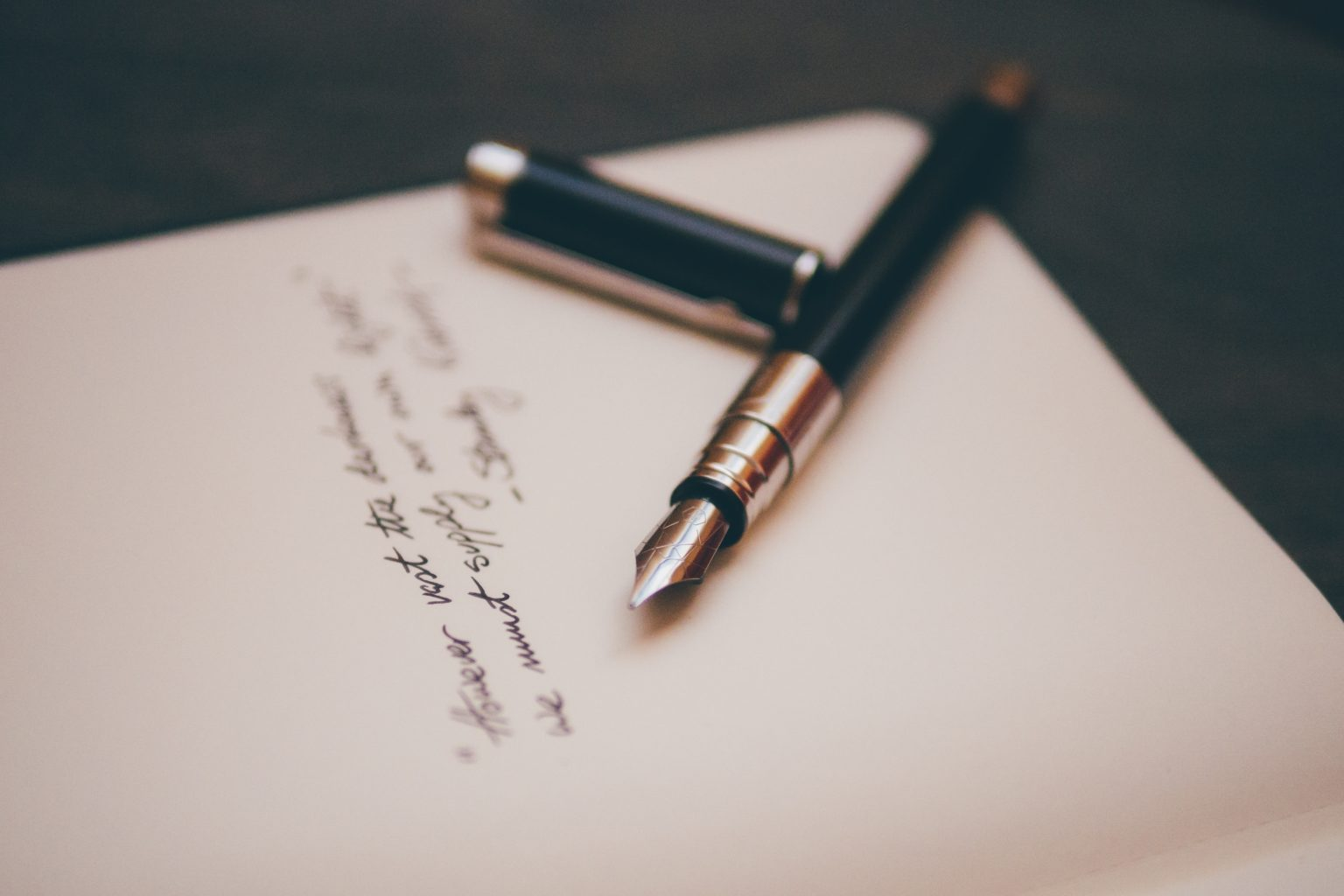 fresher letter