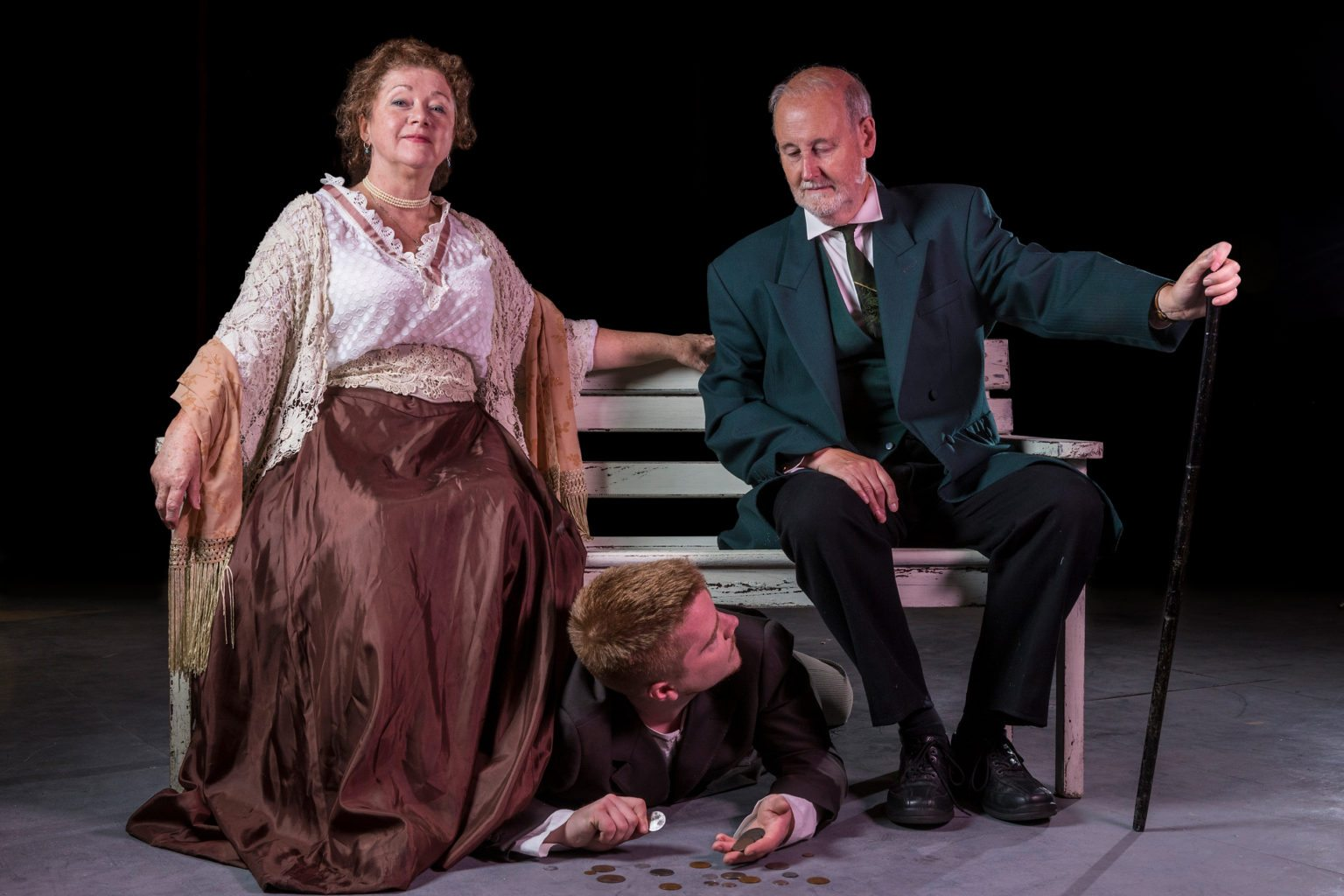Absurd destructive and complex the cherry orchard review the boar image credits the loft theatre buycottarizona