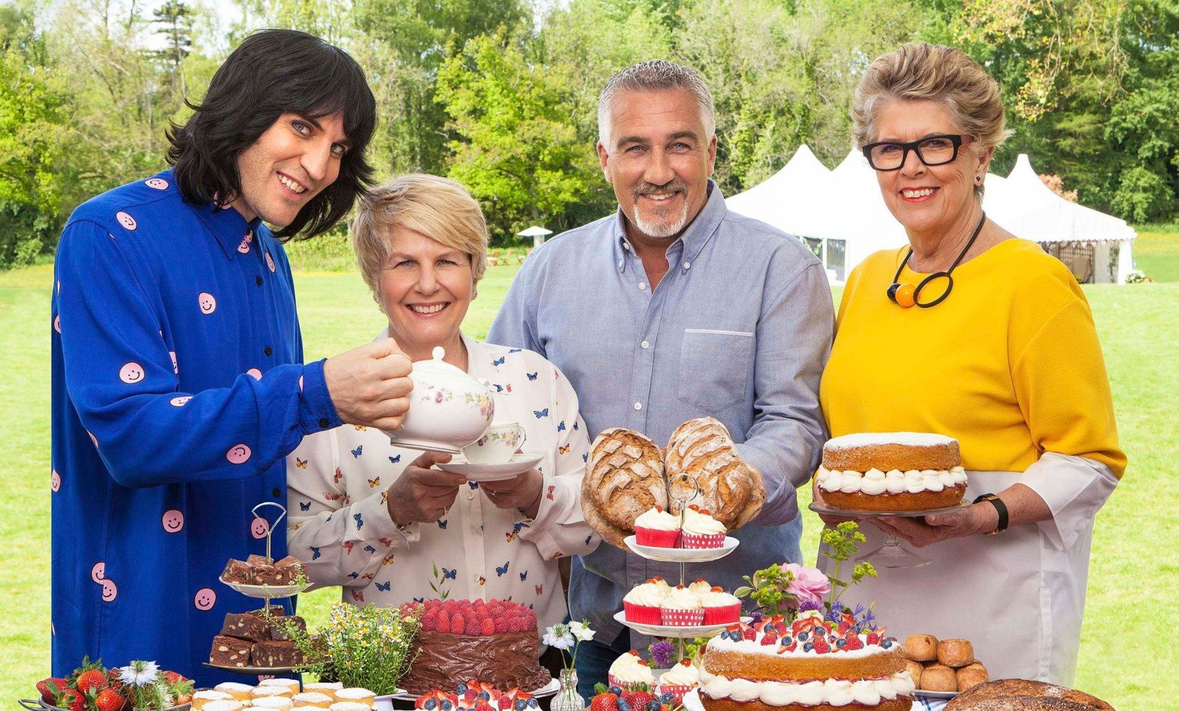 Channel 4s great british bake off a recipe for success the boar photo channel 4 forumfinder