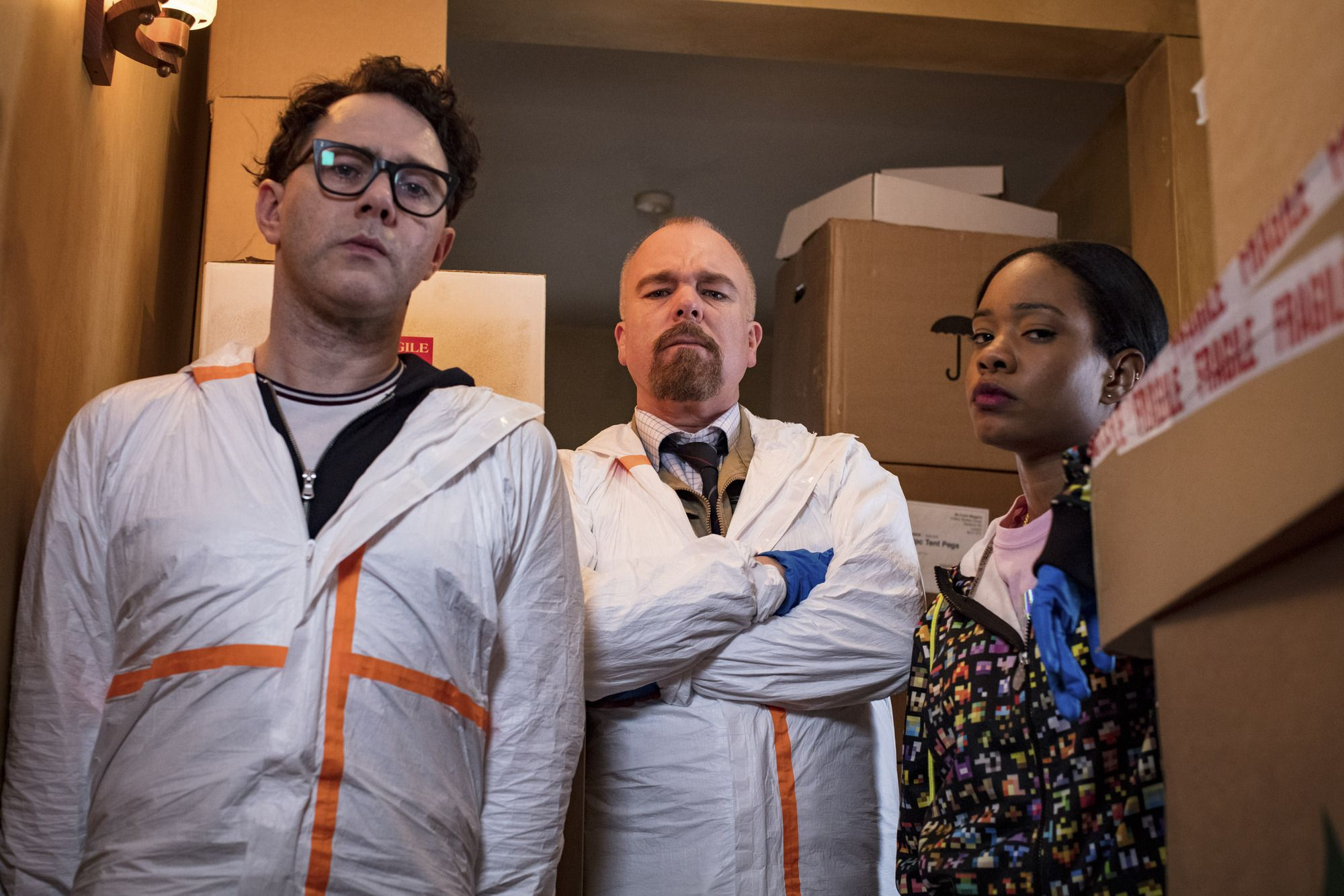 Image result for inside no 9 tempting fate