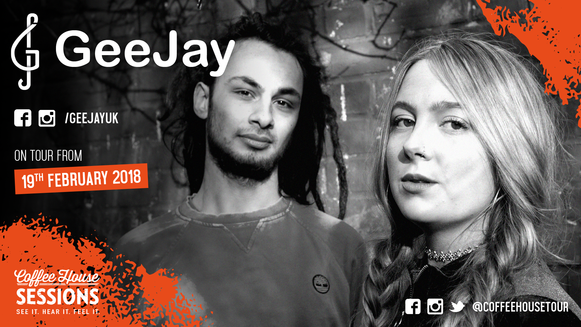 Coffee House Sessions present Geejay - The Boar