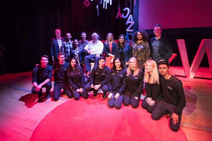 TEDx Warwick Team