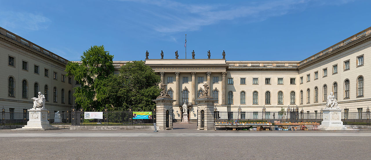 Humboldt Universitat Berlin