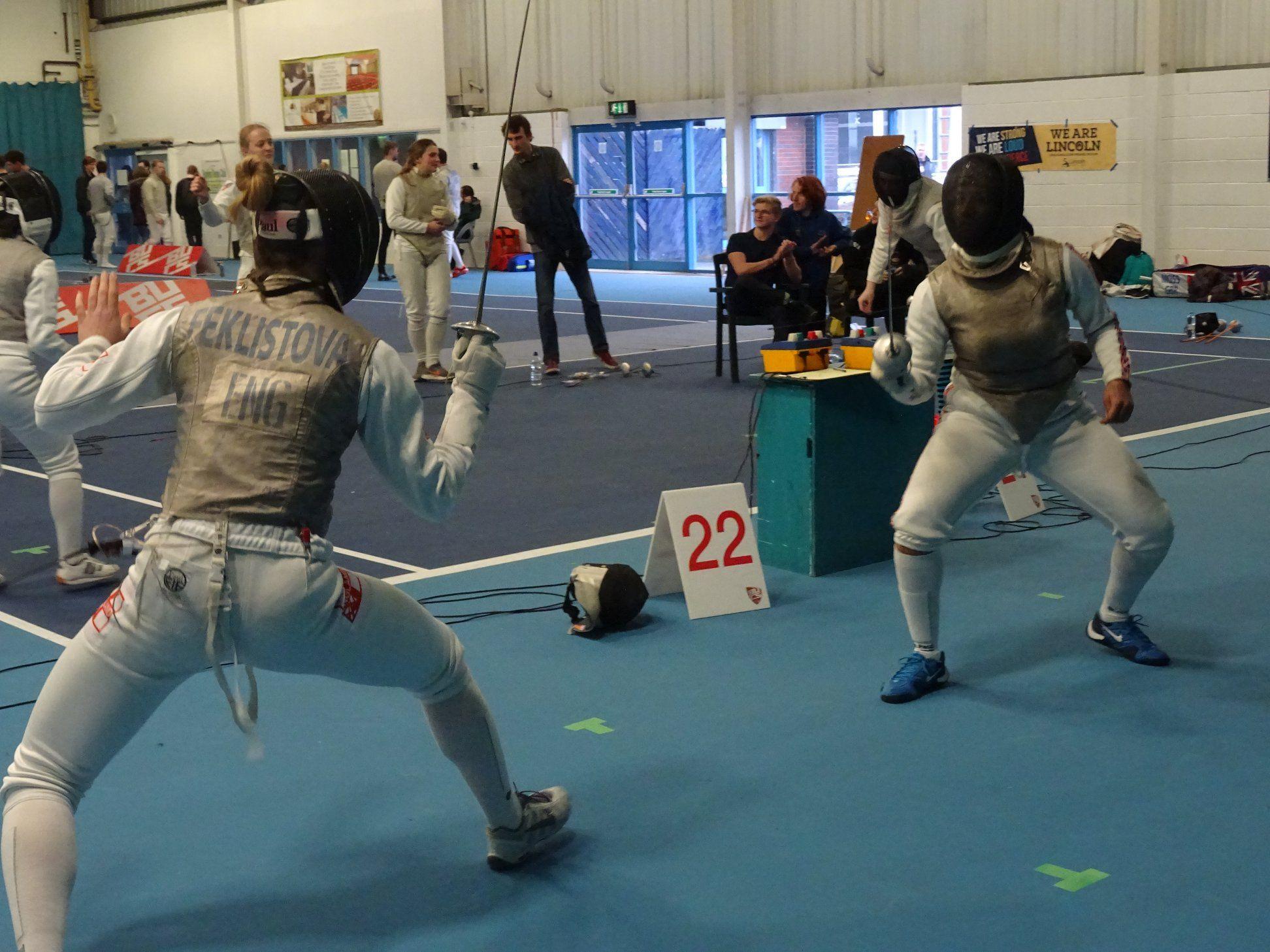 University of Warwick Fencing Club