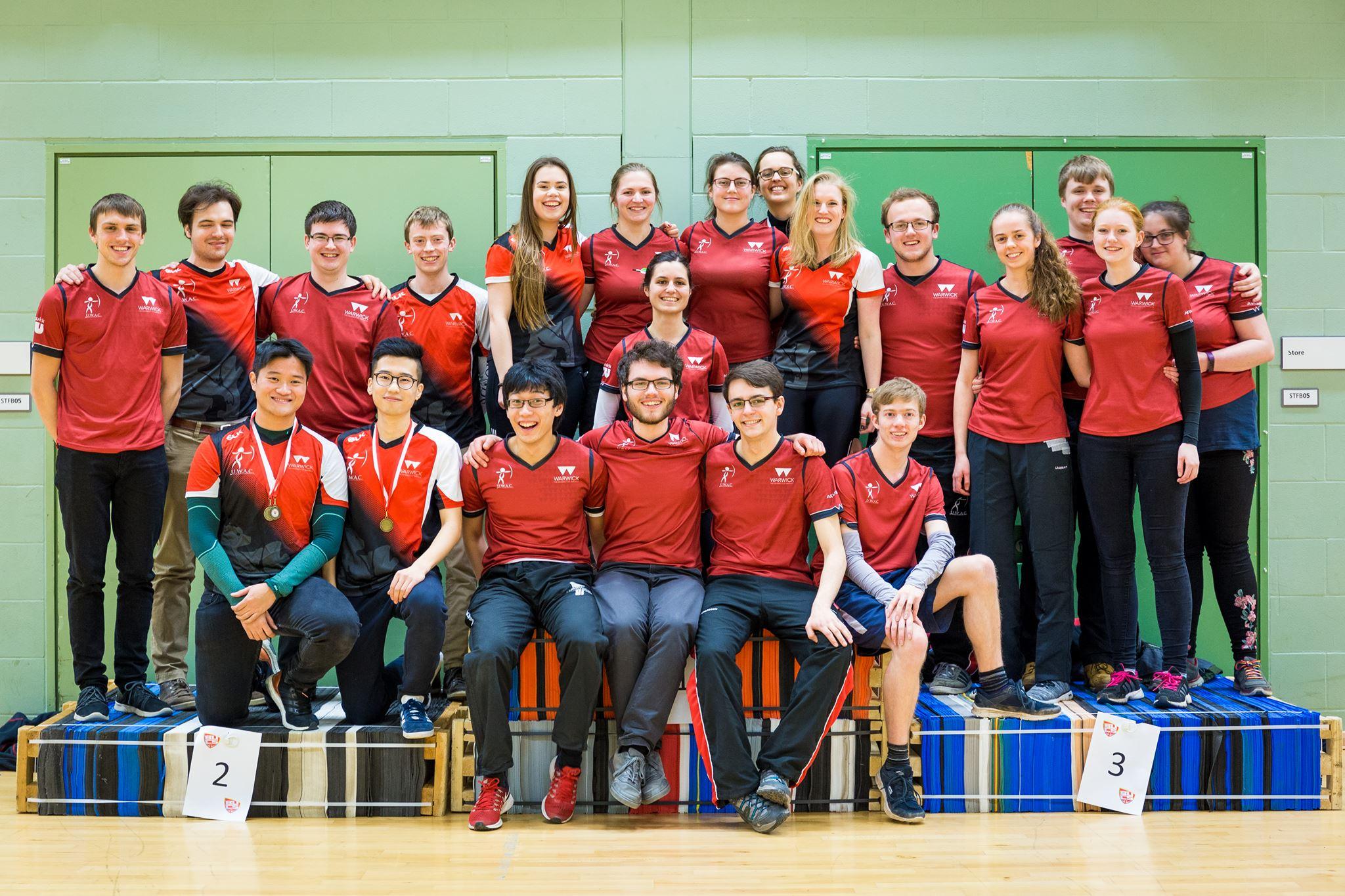 University of Warwick Archery Club