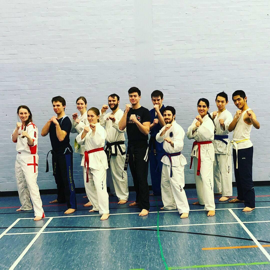 University of Warwick Taekwondo