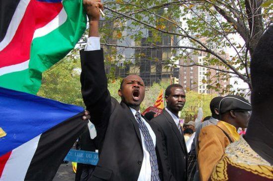 Sudan university professors flee country