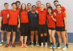 Image: University of Warwick Badminton Club