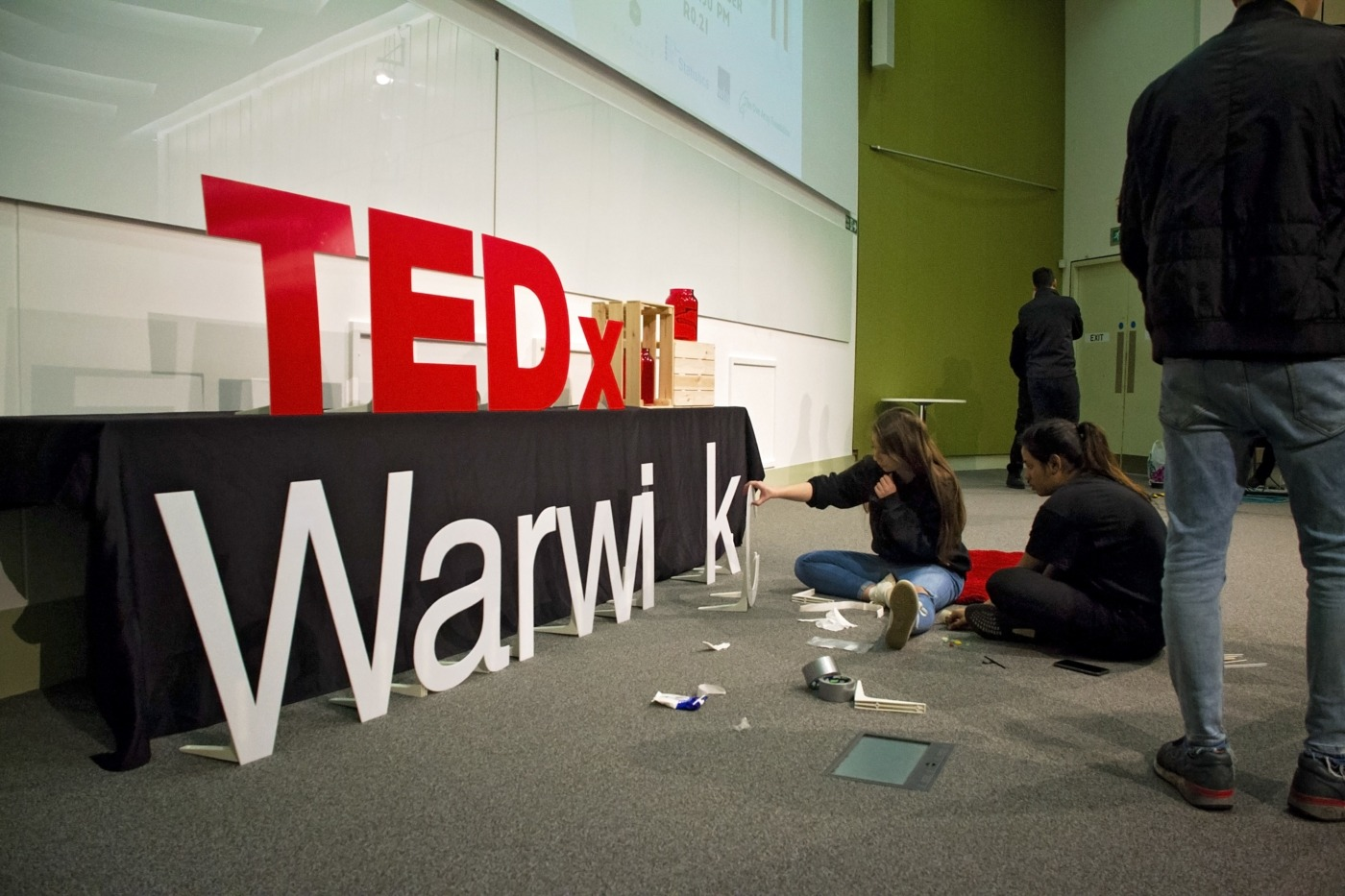 Image: TEDxWarwick / Flickr