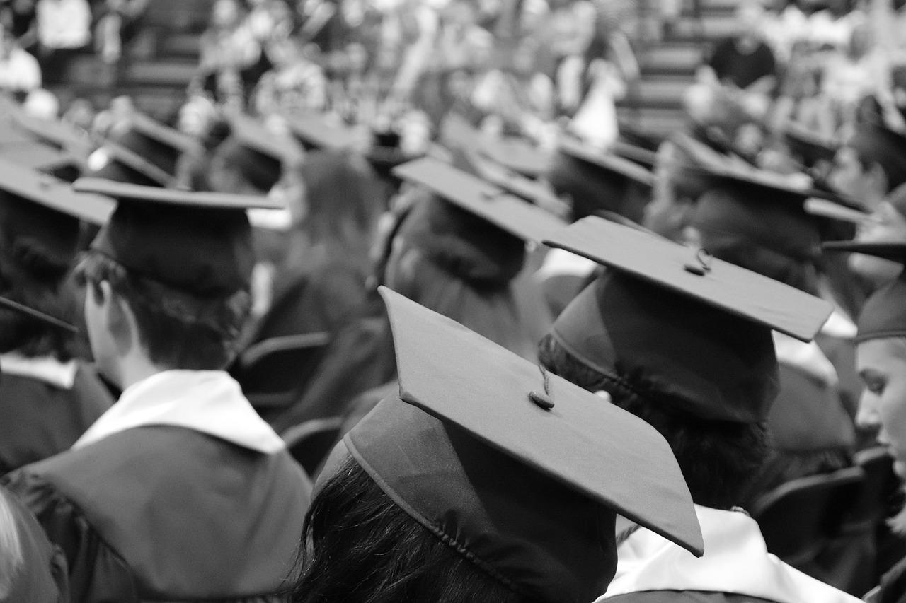 Graduate gender pay gap