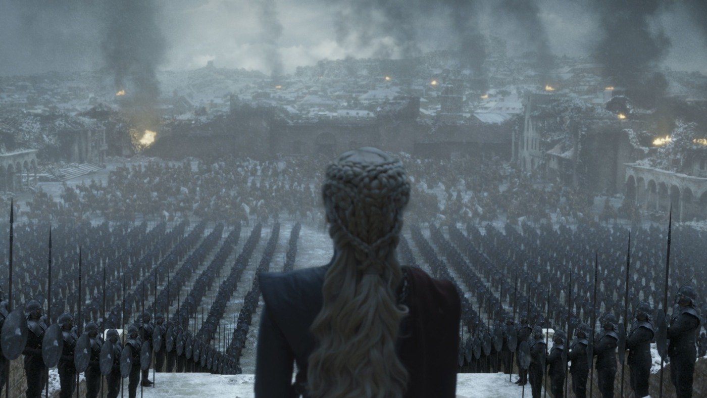 Game of Thrones Series Finale 'The Iron Throne' review