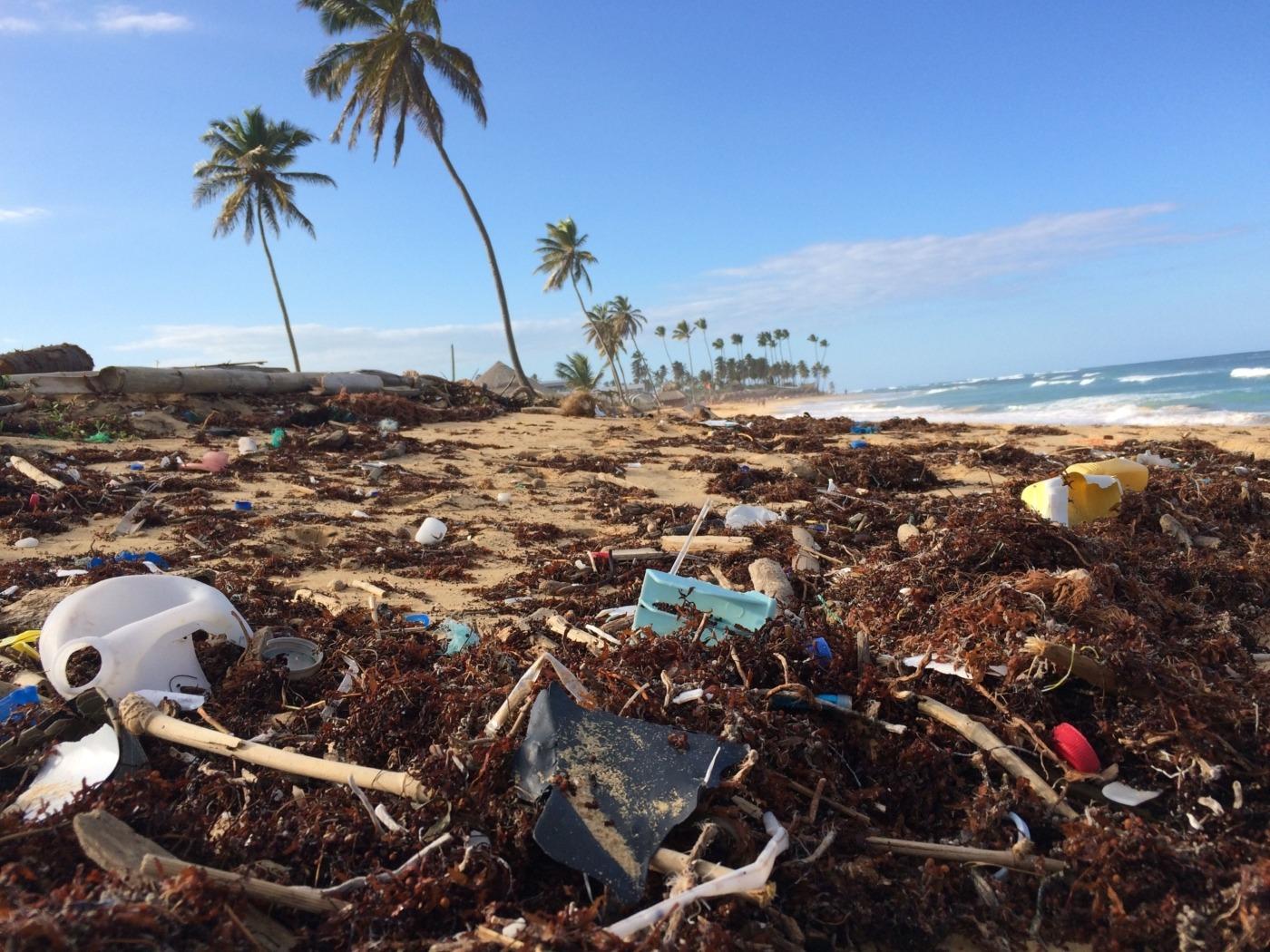 Islands plastic