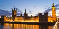 House of commons and Big Ben