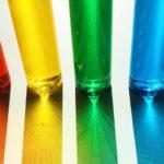 Pride representation colours of the rainbow