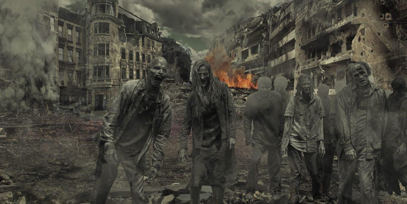 The Walking Dead snap - end