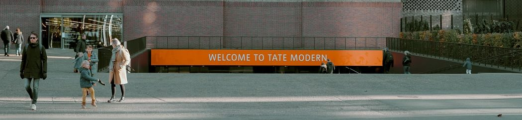 Tate Modern inaccessibility of art