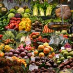 Image: Vegetable market / Unsplash / plant-based