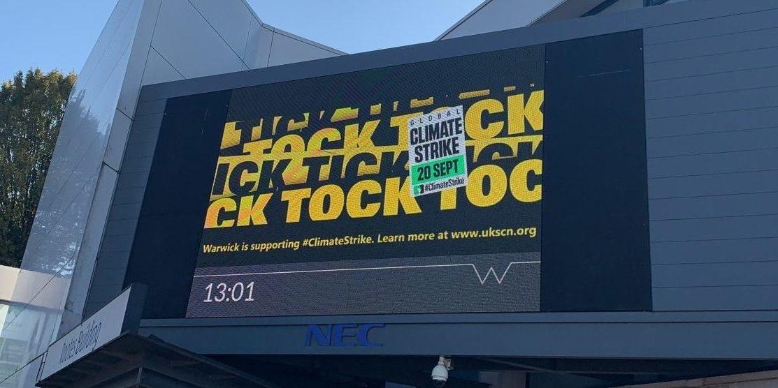 warwick climate emergency