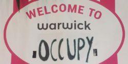 warwick occupy