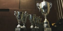 row of trophies - worth