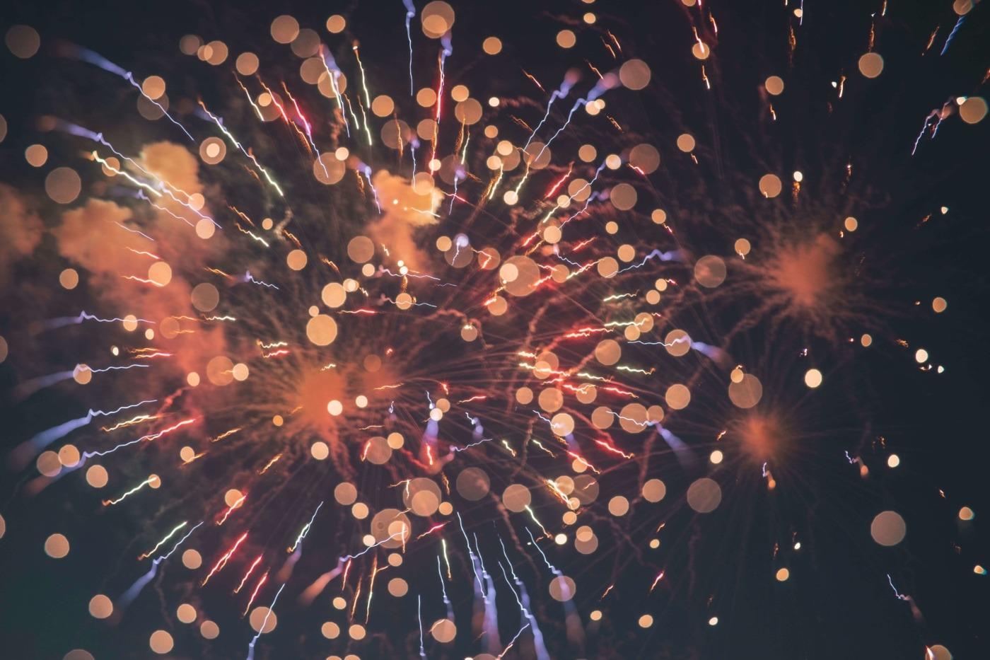 Fireworks/ Image: Unsplash
